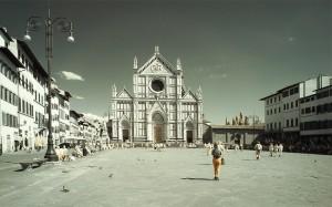 Florenz - San Croce