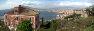 Villa Quisisana an der Strada Panoramica (Golf von Neapel)