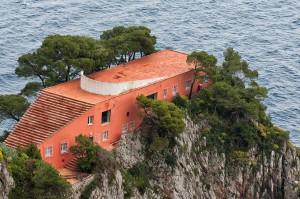 Capri- Villa Malaparte