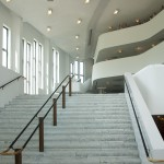 Treppe im Aalto-Theater in Essen