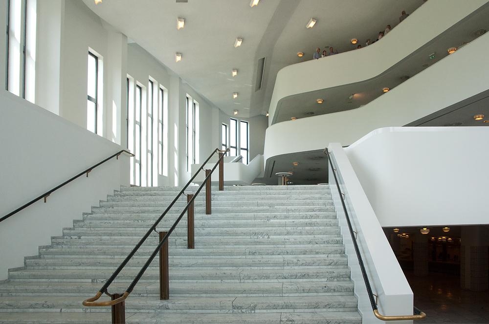 Treppen Essen treppe im aalto theater in essen ustra fotografie