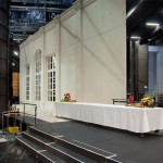Backstage im Aalto-Theater