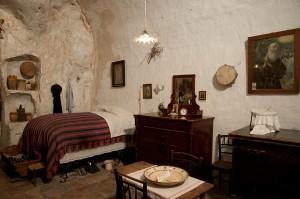 Matera Höhlenwohnung