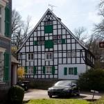 Fachwerkhaus in der Ohderstraße, Wuppertal