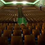 Belgisches Kino in der ehem. Ordensburg Vogelsang