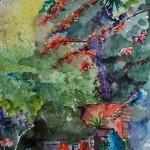 Aquarell , 26 x 37 cm (2012)