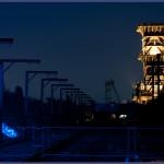 Löschturm und Kohlenbandbrücke (Kokerei Hansa, Dortmund)
