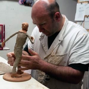 Cartapesta-Handwerker