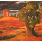 Öl auf Leinwand, 50 x 70 cm (2008)