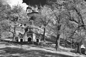 Kalvarienberg in Banská Stiavnica