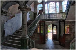 Das Treppenhaus