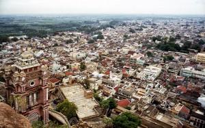 Chennai (früher Madras)