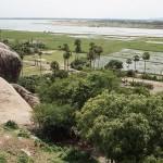 Kaveri (Cauvery) - Flusslandschaft