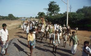 Dorfprozession, Kerala