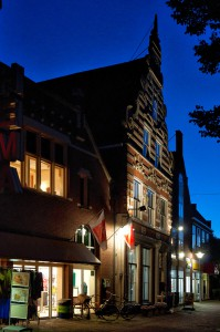 Blaue Stunde in Enkhuizen