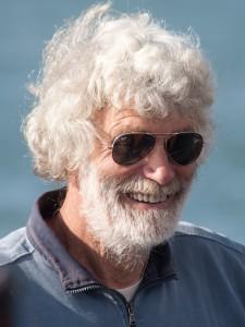Skipper Sjoerd Faber