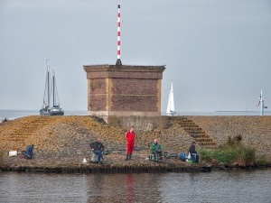 Angler in Lemmer