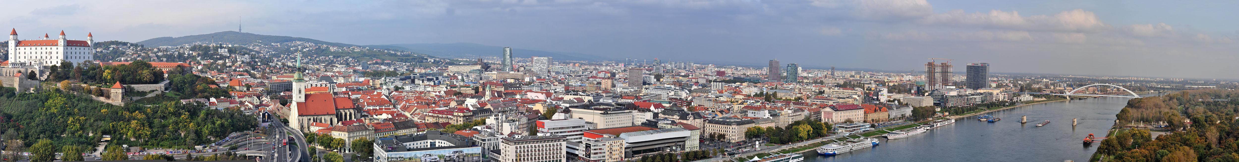 Bratisava Panorama