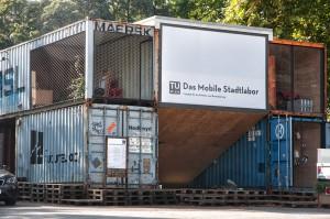 Das mobile Stadtlabor