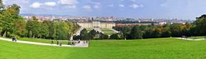 Schloss Schönbrunn Panorama