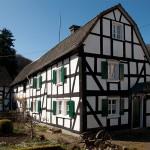 Fachwerkhaus in Herchen (Sieg)