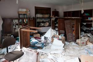 Chaos-Büro