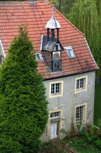 Uhrturm (Schloss Senden)