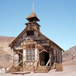 Schule in Calico (Ghosttown)