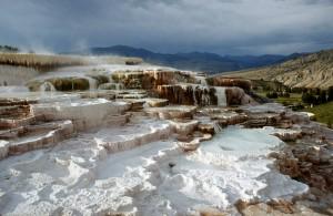 Sinterterrassen (Yellowstone)