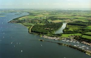 Veere am Veersemeer