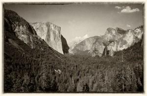 Yosemite (Ansel-Adams-Blick)