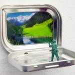 Jäger-Miniatur