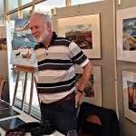 Udo Straßmann zeigt Fotografie und Malerei