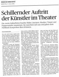 Rheinische Post vom 04. Juli 2016