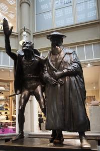 Skulptur von Mathieu Molitor
