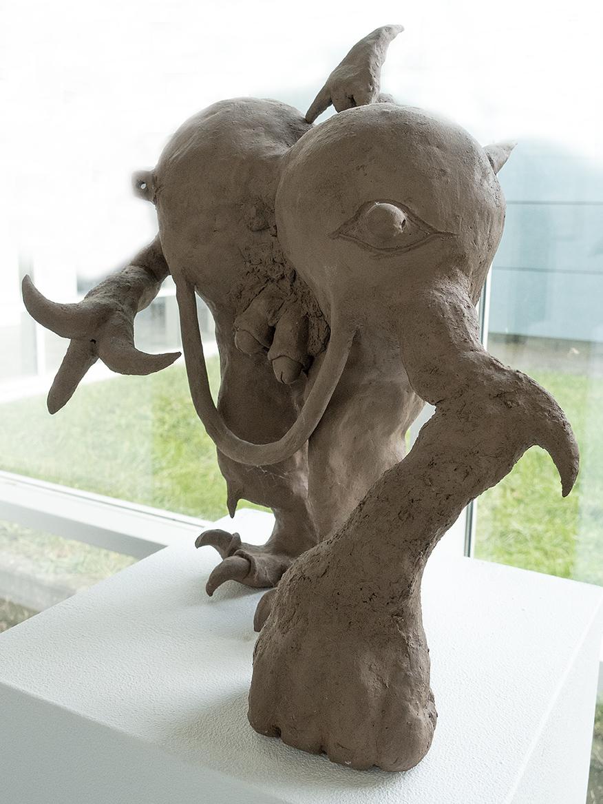 Keramik von Henrik Straßmann