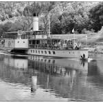 Schifffahrt nach Rathen